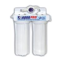 AUS2 Система фильтр. с 2-мя картриджами и водосчетчик.