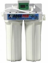 AUS2-DF Сист. фильтр. с 2-мя картрид. и электронным водосчетчиком.